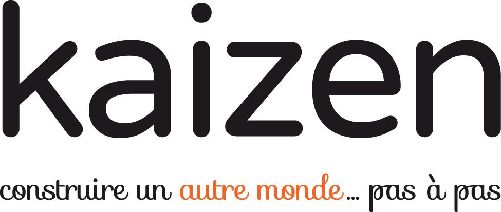 logo Kaizen Magazine