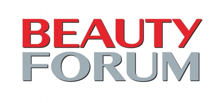 logo Beauty Forum magazine